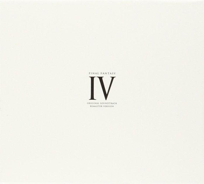 FINAL FANTASY IV Original Soundtrack Remaster Version